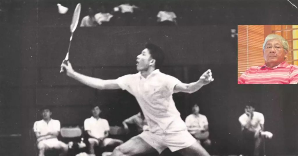 One of the best badminton players ever