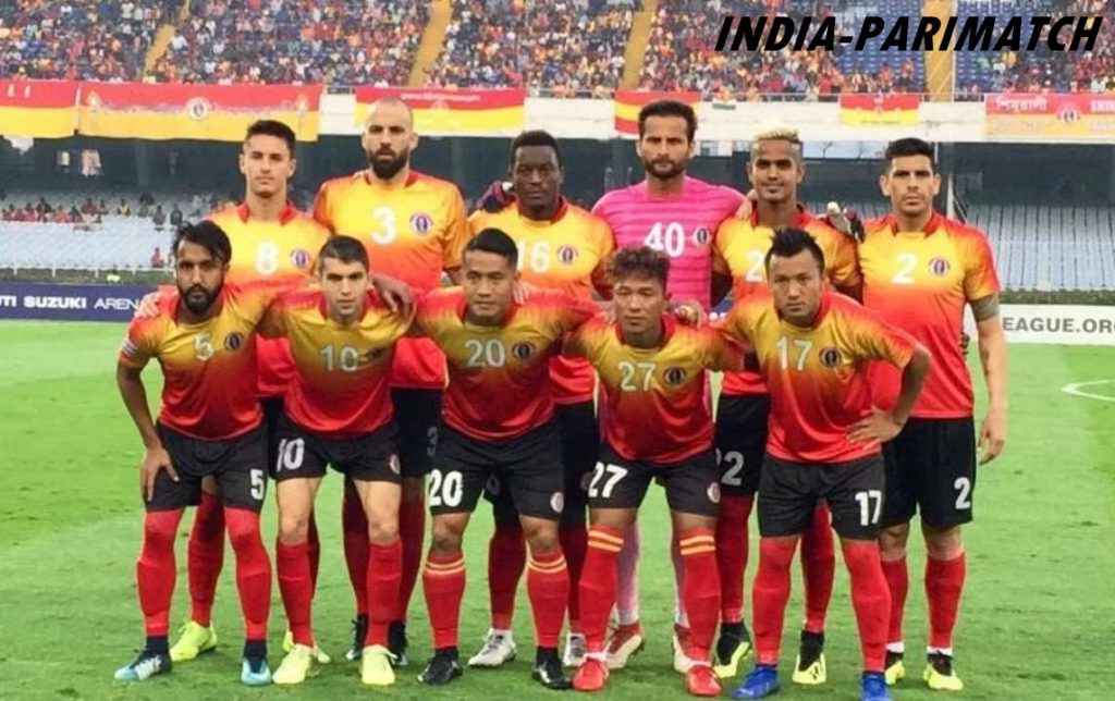 The East Bengal