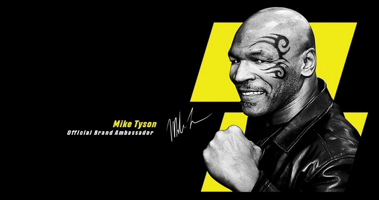 Mike Tyson - Official Ambassador.