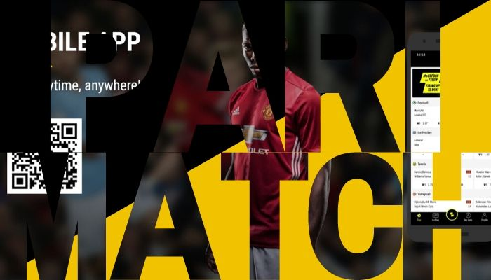 Parimatch App for Online Betting