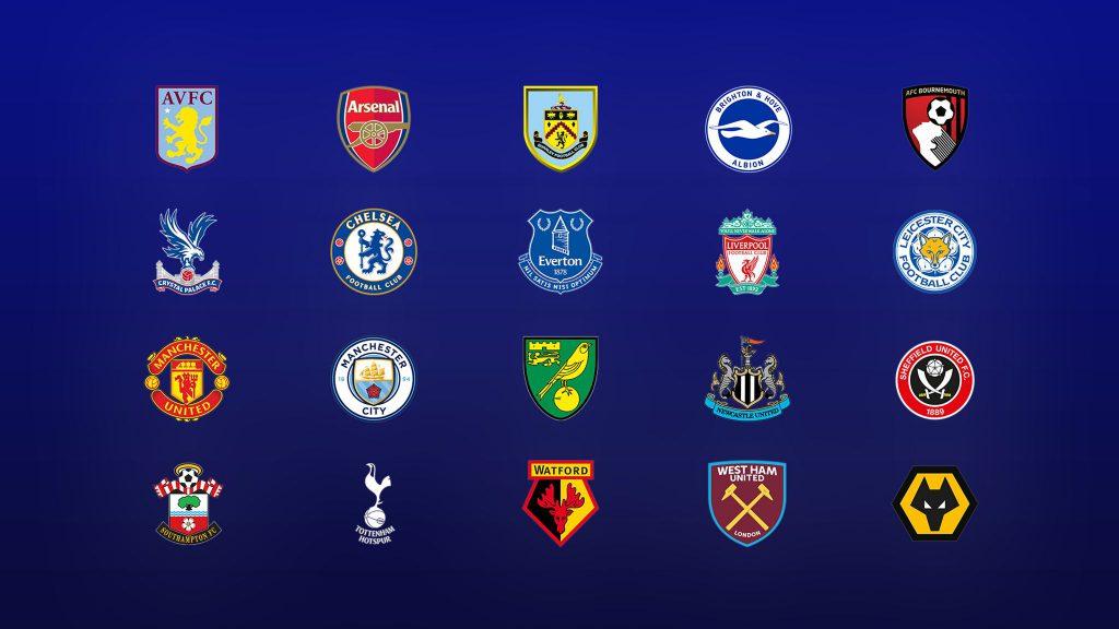The Clubs of Premier League