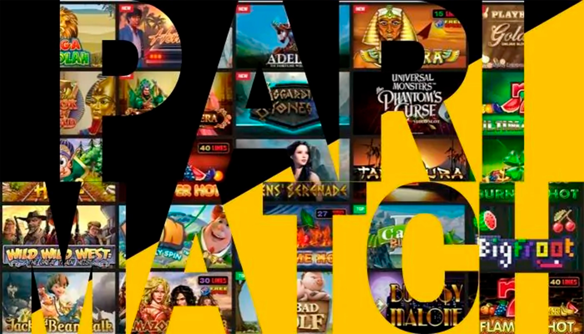 Online casinos with huge prizes.