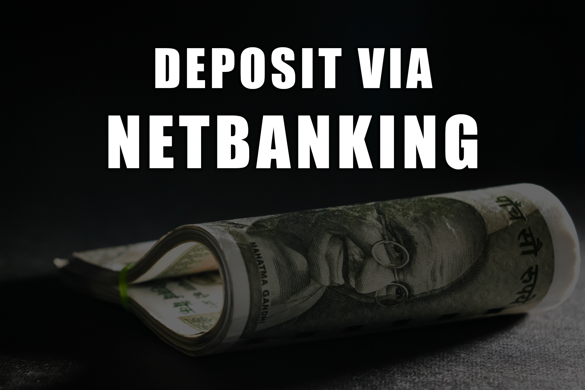 Bank cards can be used for topping up betting accounts as well.