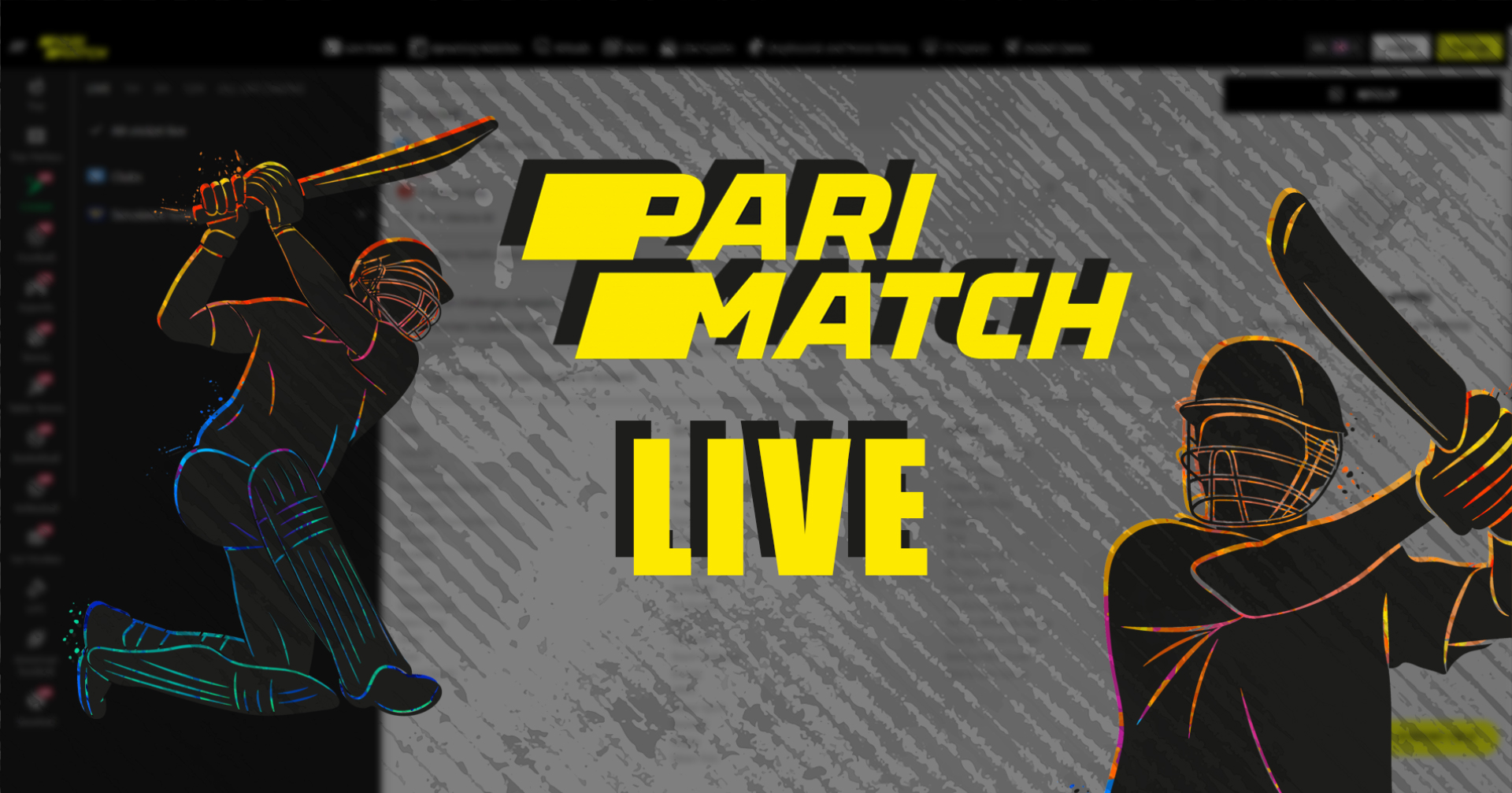 You can follow the match online at the Live Section.
