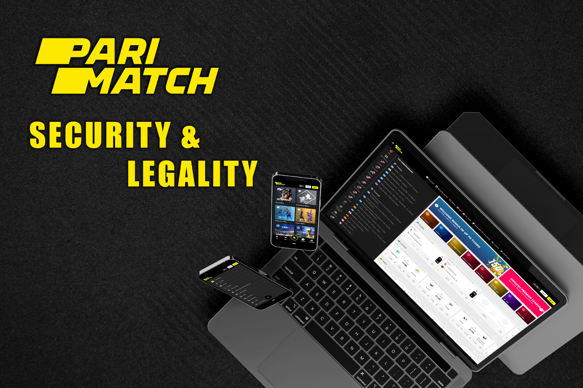 Parimatch is a well-known and trustworthy bookmaker working in India and all over the world.